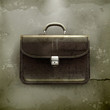 Brief case, old-style