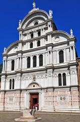 Venezia, la chiesa di San Zaccaria