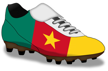 shoe of  Cameroon (more in gallery)