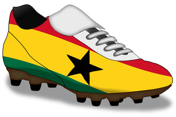 shoe of  ghana (more in gallery)