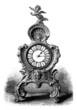Clock : Style Louis XV - 18th century