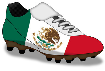 shoe of Mexico (more in gallery)