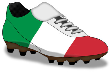 shoe of italy (more in gallery)