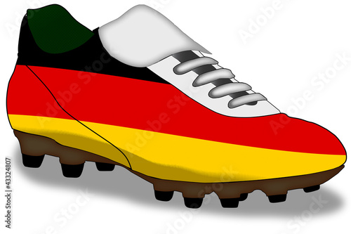 shoe of  Germany (more in gallery)