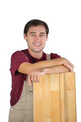 Expert in laminate flooring