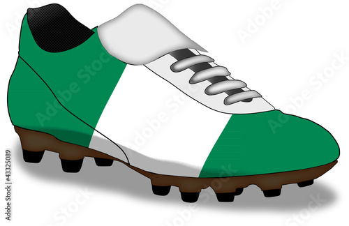 shoe of  Nigeria (more in gallery)