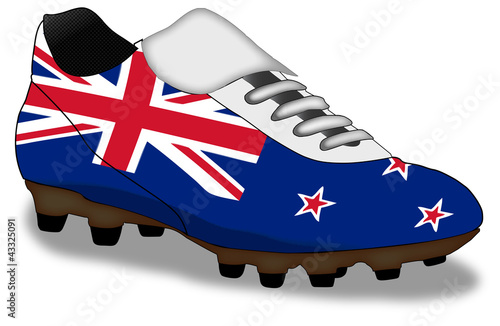 shoe of  new zealand (more in gallery)