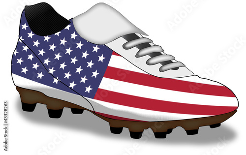 shoe of united states (more in gallery)