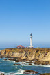 famous Point Arena Lighthouse in California