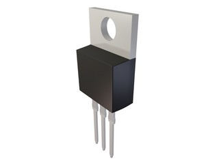 Isolated MOSFET TO220AB Electronic Package