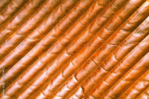 Staande foto Leder Leather uphostery