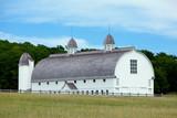 Historical barn in Sleeping Bear Dunes National Lakeshore poster