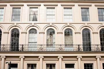 London regency buildings