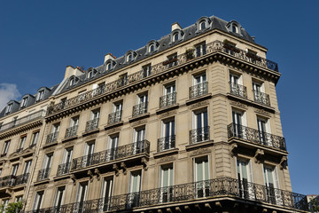 Paris Building 1