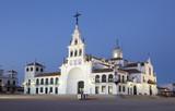 Hermitage of El Rocío. Andalusia, Spain