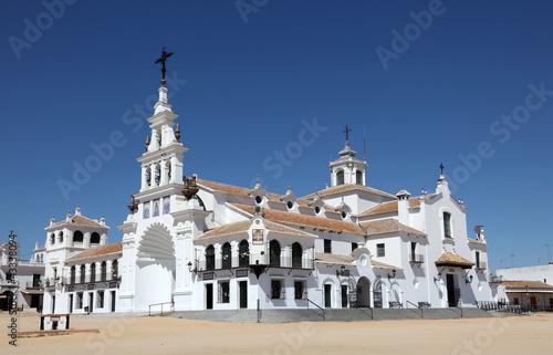 Hermitage of El Rocío, Andalusia, Spain