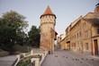 The Arquebusiers Tower, Sibiu, Transylvania