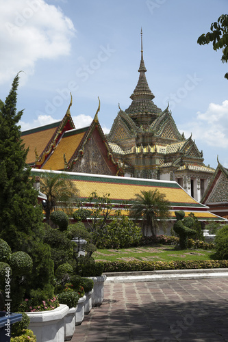Thai royal palace