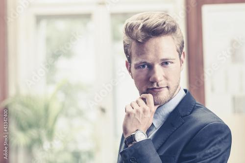 Cool Businessman