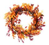 Fototapety Thanksgiving wreath