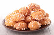 french pastry choux