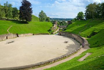 Trier Römisches Amphitheater Südseite