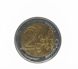Euromünze  © Matthias Buehner