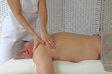 Deep Tissue Massage to Teres major