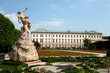 Mirabell Garden Salzburg-Austria