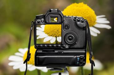 Spiegelreflexkamera  © Matthias Buehner