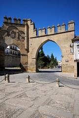 Puerta de Jaen, Baeza, Spain © Arena Photo UK