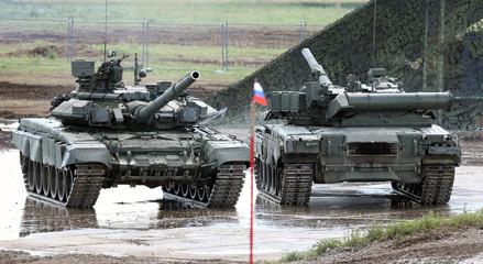 танец танков 2