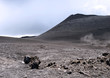 A Secondary crater on Etna volcano