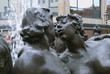 Leinwanddruck Bild - Marriage Carousel in Nuremberg