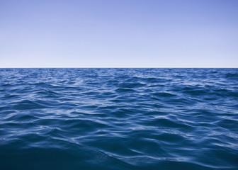 Tranquil ocean water