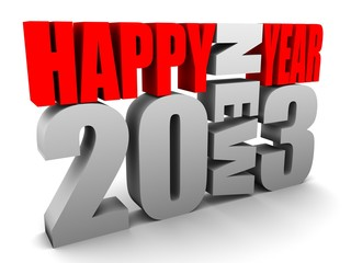 Happy New Year 2013 - 2