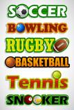 Sports Sticker