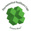 Pharmaceutical healthcare logo