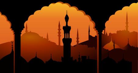 nuit d'Orient