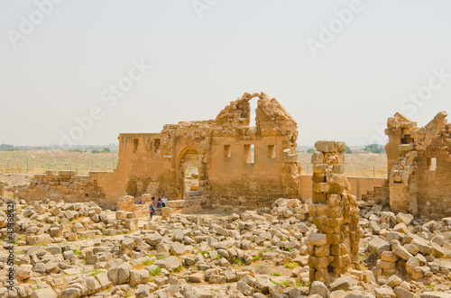 Ruins of the University at Harran, Turkey