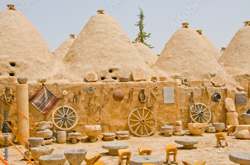 Harran village, Turkey