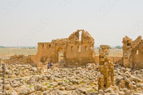 Ruins of the University at Harran, Turkey