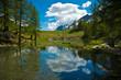 Aosta Valley, Blue Lake