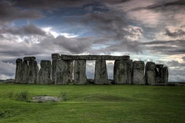 Les pierres de Stonehenge