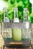 Three refreshing healthy drinks