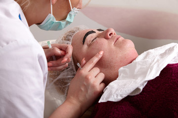 Hautunreinheiten beseitigen - Eliminate skin blemishes