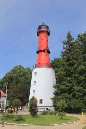 Latarnia morska Rozewie - 43396243