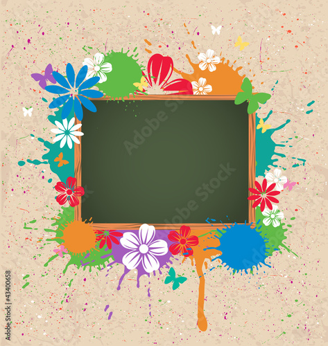 Abstract Blackboard