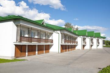 Мотель в России