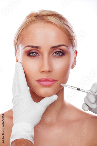 Cosmetic injection